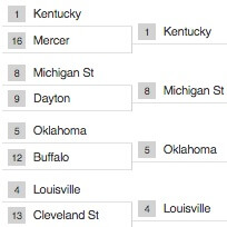 NCAA Bracket Picks